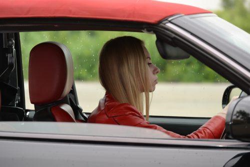 Conduciendo cuando tienes un accidente